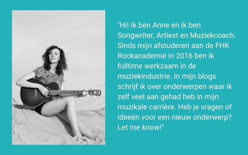 Als blogger schrijf ik over onderwerpen in de muziek en het ondernemerschap die mijzelf bezighouden.