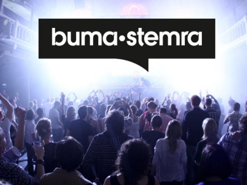 Buma/Stemra, de organisatie die vergoedingen uitkeert aan auteurs van muziek