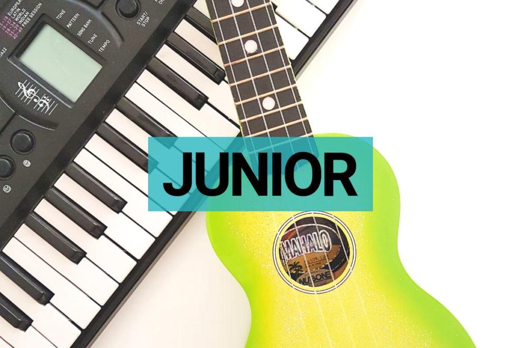 Muziekles voor kinderen waarin zingen, muziek ontdekken en plezier maken centraal staat.