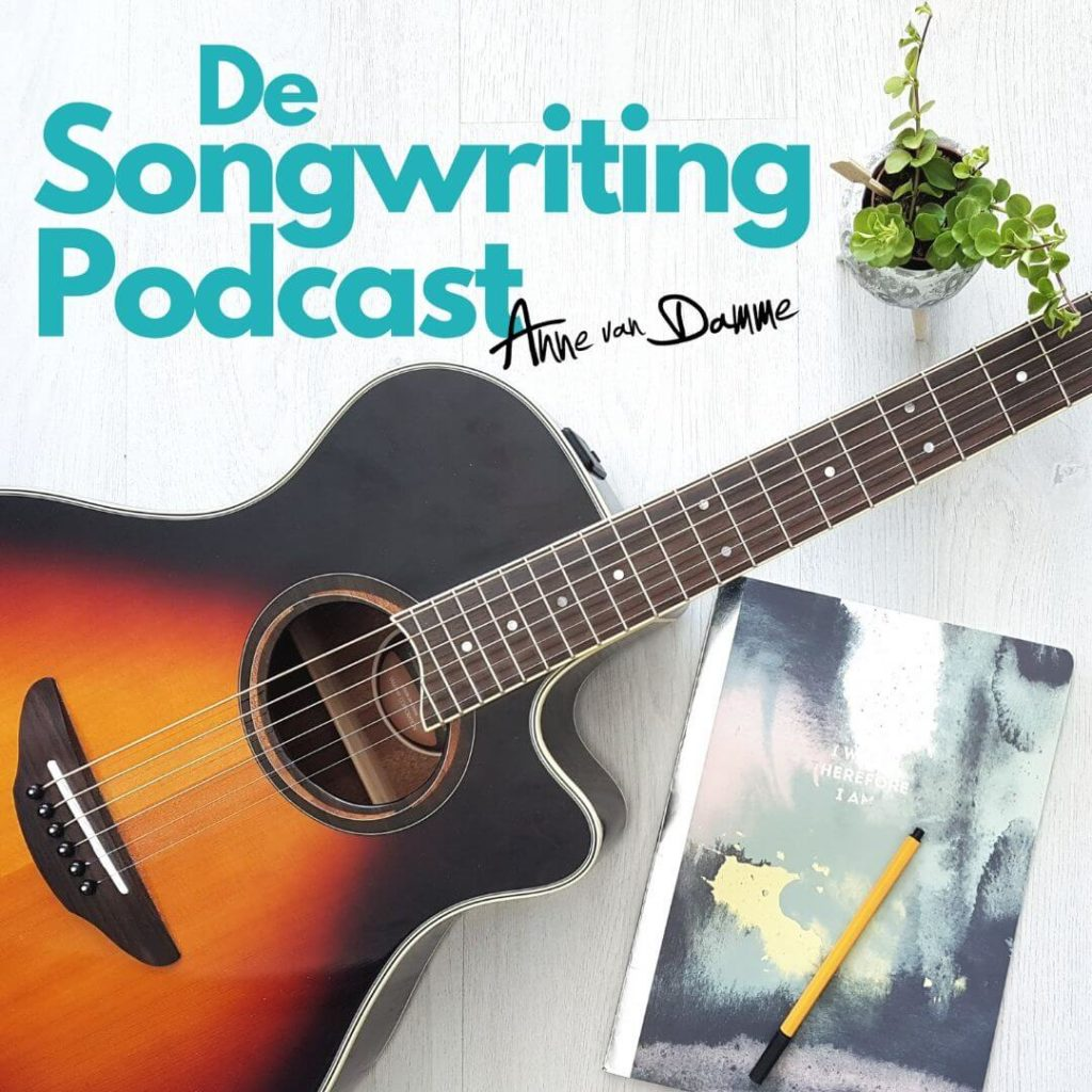Luister naar de Songwriting Podcast