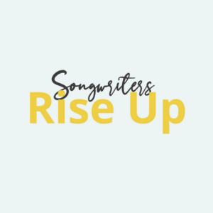 Songwriters Rise Up Online Cursus